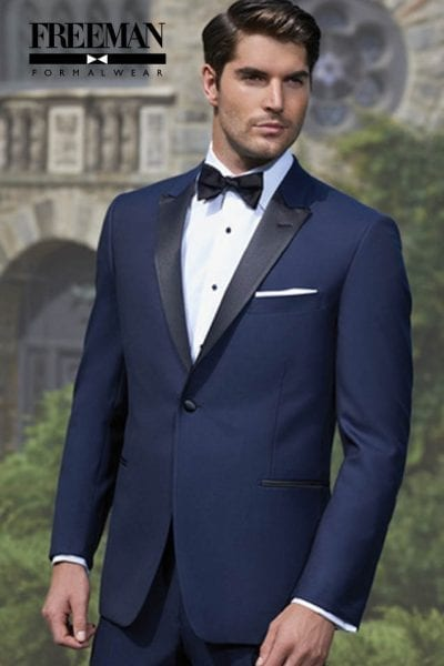 Freeman Formalwear 2 piece suit